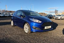 Ford Fiesta ST-Line 1.5TDCi 95PS NO VAT !!!!!!!