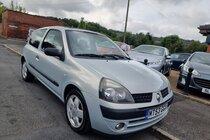 Renault Clio EXTREME 2 16V