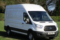 Ford Transit 350 H/R LWB 125BHP - FSH - LOW MILES - A STEAL AT THIS PRICE