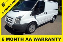 Ford Transit 280 LR P/V 6 MONTH AA WARRANTY - 12 MONTH MOT - FULL SERVICE - 12 MONTH AA BREAKDOWN COVER