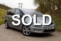 Ford S-Max Titanium 2.0TDCI 180PS 7 Seater **SOLD**