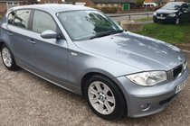 BMW 1 SERIES 118d SE - MOT 02/09/2020 - 15x SERVICE STAMPS -