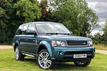 Land Rover Range Rover Sport 3.0 TD V6 HSE 5dr AUTOMATIC HUGE SPEC