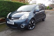 Nissan Note N-TEC PLUS