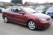 Vauxhall Astra 1.6i 16v VIP