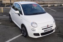 Fiat 500 1.2i S S/S #FinanceAvailable