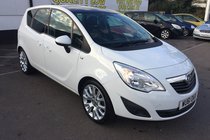 Vauxhall Meriva EXCLUSIV LIMITED EDITION