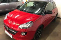 Vauxhall ADAM SLAM 1.4i Extreme Pack 99ps