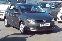 Volkswagen Polo 1.2 SE 12V 2 OWNERS 71,000 MILES SERVICE HISTORY