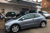 Honda Civic 1.8 Type-S GT