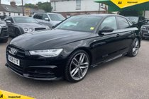 Audi A6 1.8 TFSI Black Edition S Tronic (s/s) 4dr