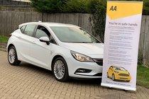 Vauxhall Astra ELITE NAV CDTI BITURBO S/S