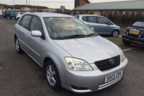 Toyota Corolla 1.4 VVT-I T3 5DR *** 11 MAIN DEALER SERVICE STAMPS *** 2 LADY OWNERS FROM NEW *** 12 MONTH MOT INCLUDED FOR THE NEW OWNER