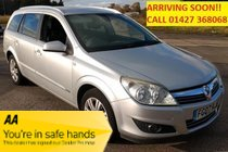 Vauxhall Astra DESIGN 140 -  Family Estate Car - Warranty Included
