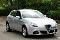 Alfa Romeo Giulietta 1.4 T 120BHP