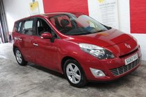 Renault Scenic GRAND DYNAMIQUE TCE