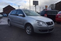Volkswagen Polo 1.2 55 PS S 5dr
