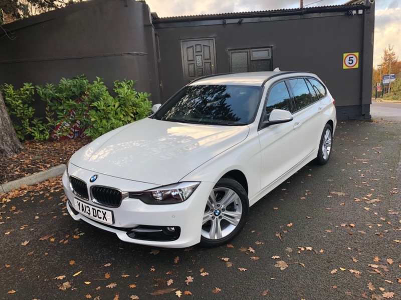 BMW 3 SERIES 320i SPORT TOURING | Car Connect Uk