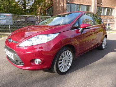 Ford Fiesta Titanium Automatic
