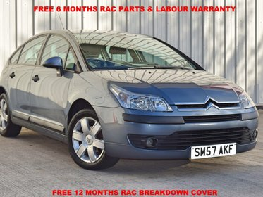 Citroen C4 1.6I 16V COOL 110HP