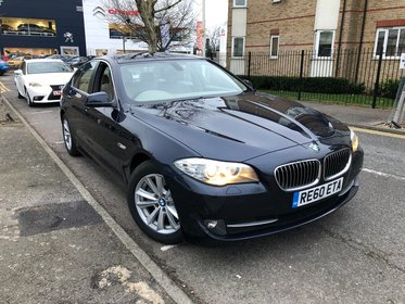 BMW 5 SERIES 520d SE.2 Keys/SatNav/Cruise/Leather