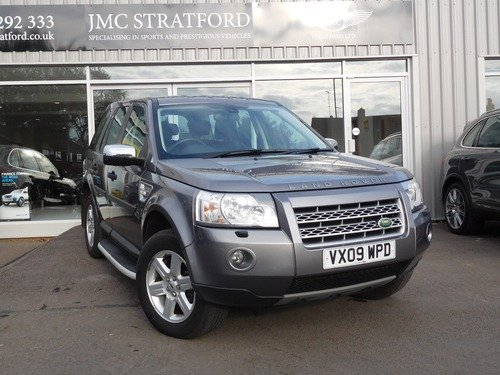 Land Rover Freelander 2.2 TD4 GS LOW RATE FINANCE AT 6.9% APR Representative