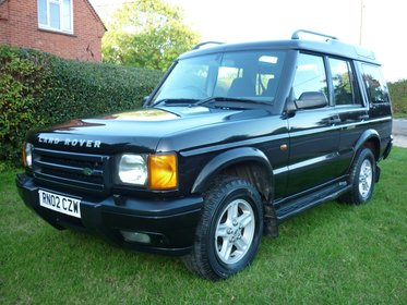 Land Rover Discovery Td5 GS 5 Seat