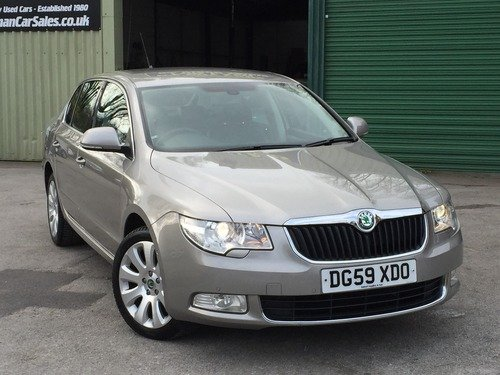 Skoda Superb 2.0 TDI PD SE 140BHP