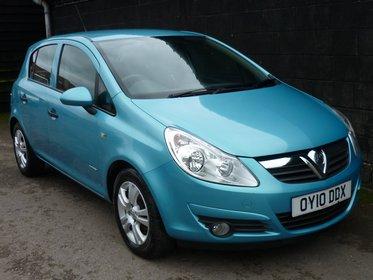 Vauxhall Corsa 1.2I 16V ENERGY 85PS