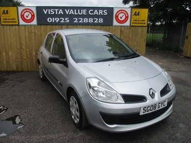Renault Clio 1.2 16V 75 EXTREME, 1 FORMER KEEPER