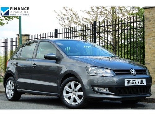 Volkswagen Polo 1.2 MATCH 60PS >> FULL VW SERVICE HISTORY <<