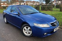 Honda Accord VTEC EXECUTIVE HpiClear-Leather-FSH-Clean Car