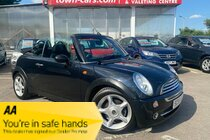 MINI One ONE PEPPERPACK CONVERTIBLE 69642 MILES SERVICE HISTORY 16