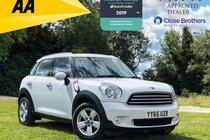 MINI Countryman 1.6 Cooper (s/s) 5dr PETROL MANUAL LOW MILES