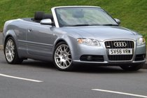 Audi A4 Cabriolet 2.0 T FSI S LINE