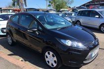 Ford Fiesta EDGE, VERY LOW MILEAGE, STUNNING CAR