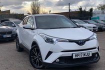 Toyota C-HR EXCEL AUTO FULL LEATHER