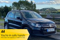 Volkswagen Tiguan S TDI BLUEMOTION TECHNOLOGY