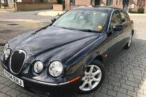 Jaguar S-Type 2.5i V6 SE
