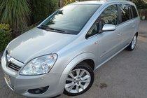 Vauxhall Zafira Design 1.9CDTi 16v (150PS)