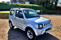 Suzuki Jimny 1.3 JLX+ #4x4 #FinanceAvailable