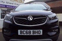 Vauxhall Mokka X 1.4T DESIGN NAV 140 6SP AUTOMATIC