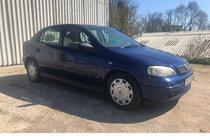 Vauxhall Astra LS 1.4i 16v