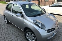 Nissan Micra 1.2 S