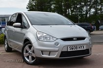 Ford S-Max Titanium 2.0TDCI 140 PS