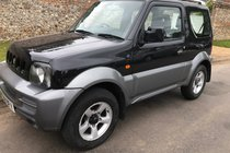 Suzuki Jimny JLX PLUS