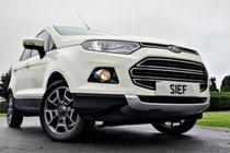Ford ECOSPORT Titanium 1.5 TDCi 91PS