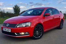 Volkswagen Passat SPORT TDI BLUEMOTION TECHNOLOGY DSG
