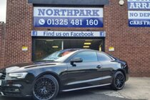 Audi A5 TDI S LINE BLACK EDITION PLUS - BUY NO DEPOSIT FROM £75 A WEEK T&C APPLY