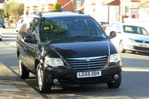 Chrysler Voyager CRD GRAND LIMITED XS